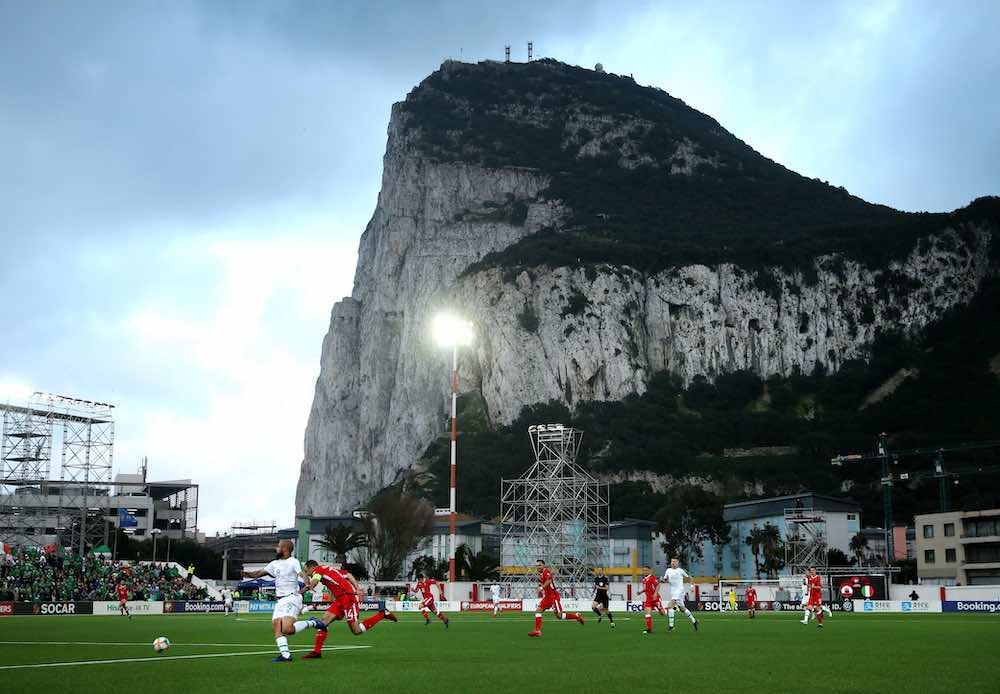 Victoria Stadium Gibraltar 1