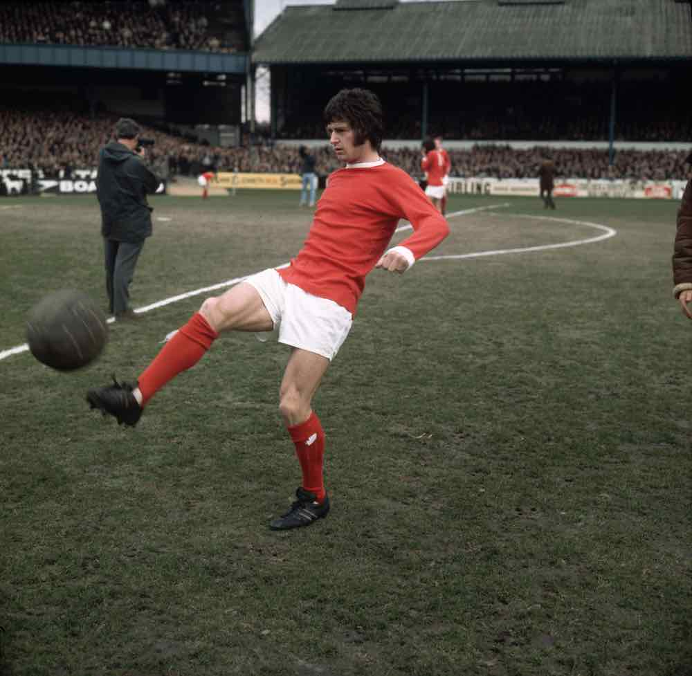 Willie Morgan Manchester United 2
