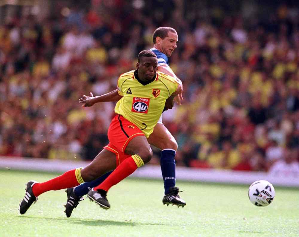 Gifton Noel-Williams On His Love For Watford, Spain, And Being Coached By Graham Taylor