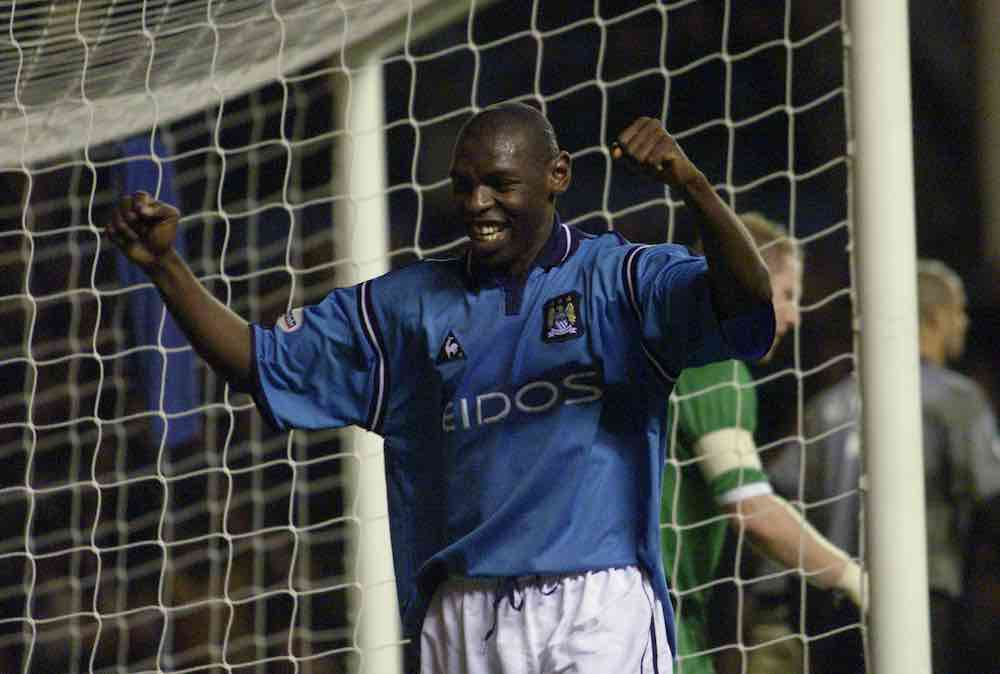 Shaun Goater: A Career In Kits
