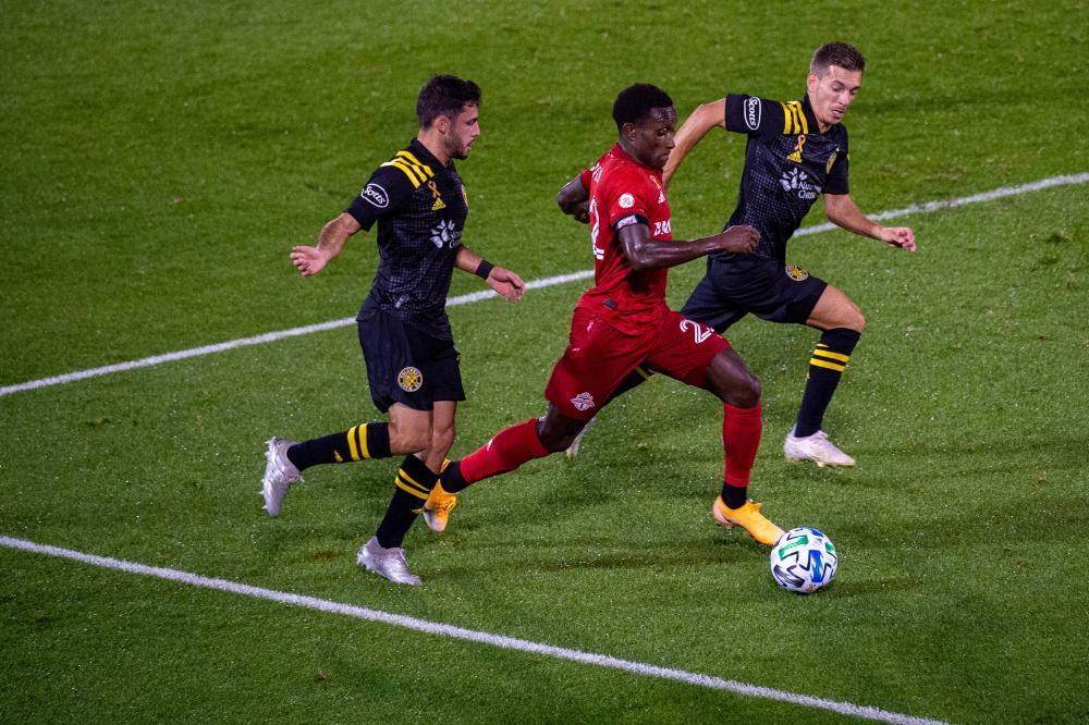 """Confident"" Richie Laryea Plays Pivotal Role In TFC's 3-1 Win vs Columbus Crew"