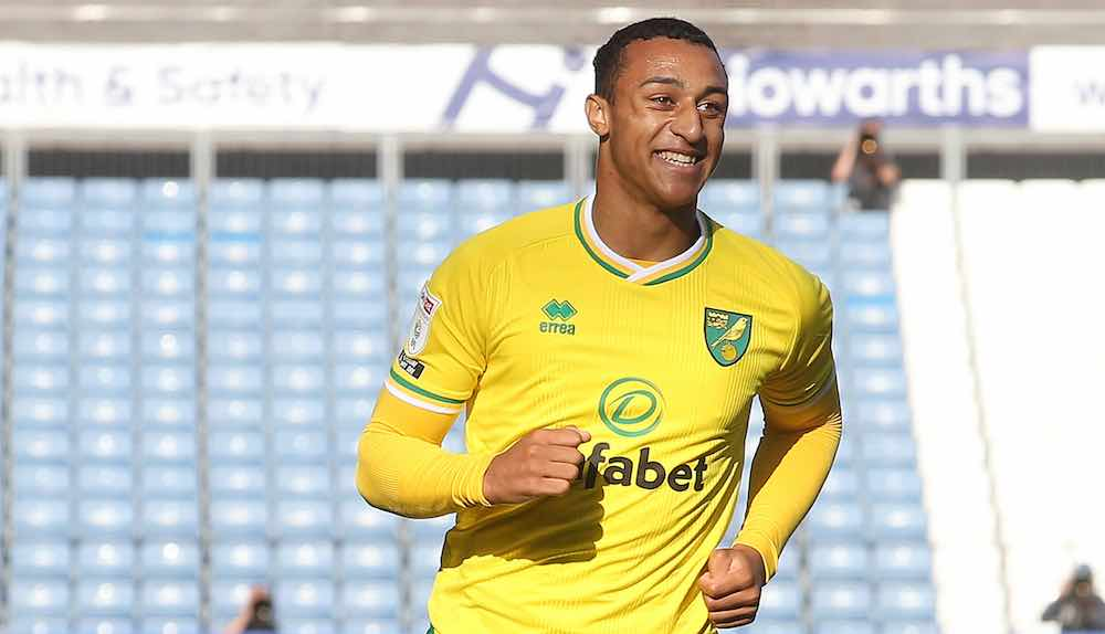 Adam Idah Norwich City