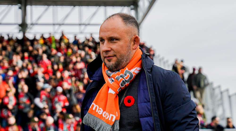 Forge FC Coach Bobby Smyrniotis Focused On The Result Not The Opponent Ahead Of Cavalry Clash
