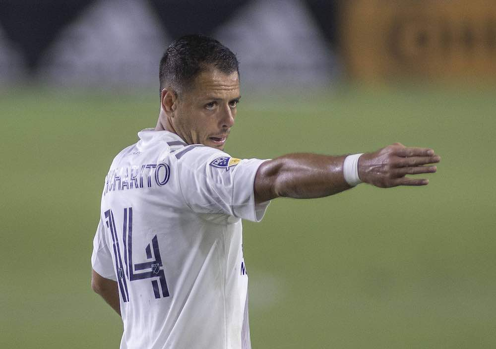 What Is Going Wrong For Javier Hernandez At LA Galaxy?