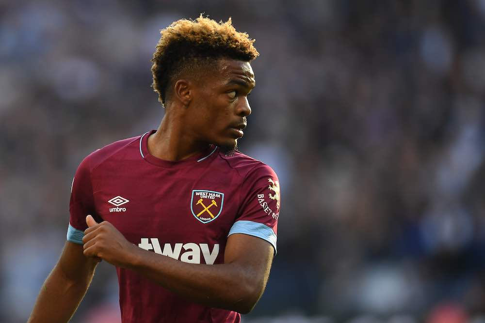 West Ham Risk Further Disorder After Grady Diangana Departure