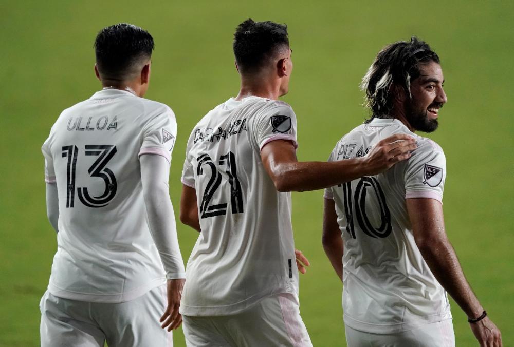 Inter Miami 2-1 Atlanta United: Barco Has Penalty Nightmare As Morgan Sinks Five Stripes