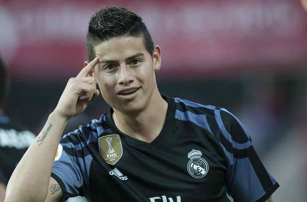 James Rodriguez Transfer Will See Everton Sign Star Quality For Just €25m