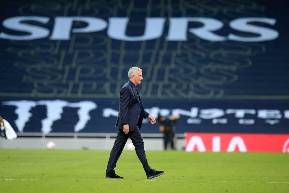 Jose Mourinho Spurs Stadium