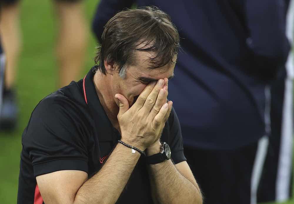 Lopetegui Sevilla Europa Final
