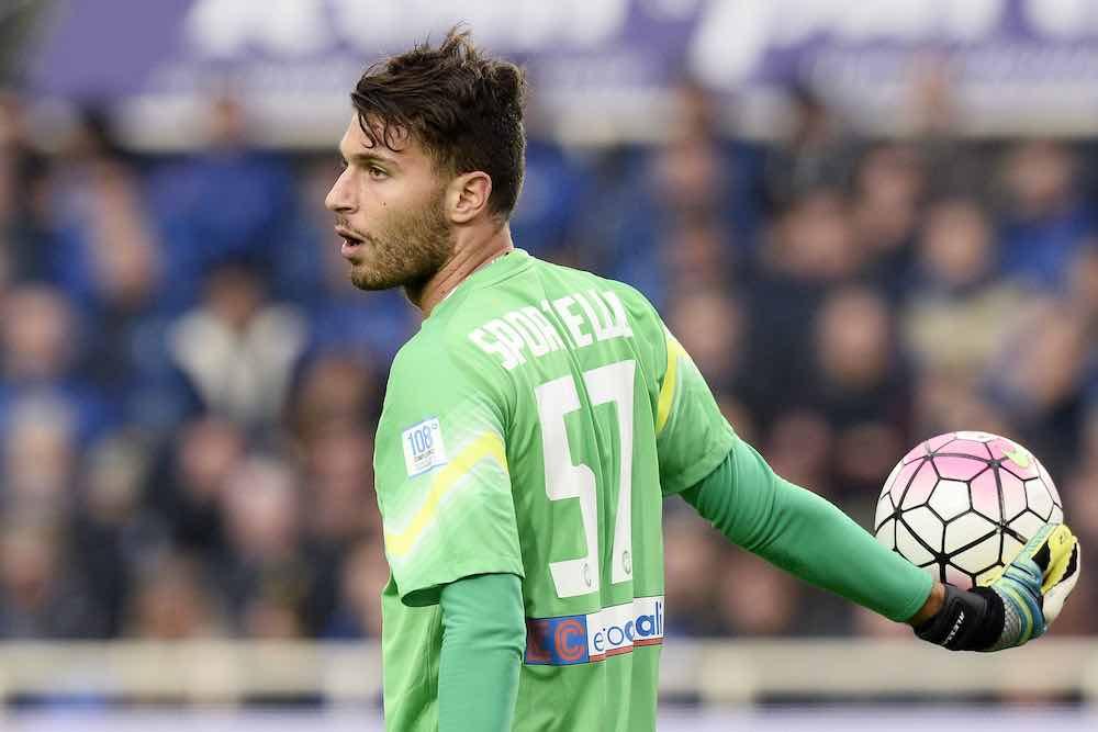 Marco Sportiello Atalanta