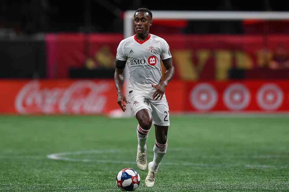 Richie Laryea Toronto FC 09-20