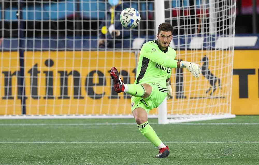 Alex Bono TFC Goalkeeper