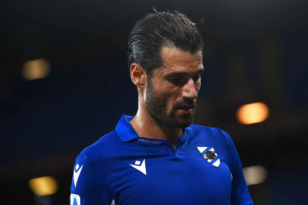 Antonio Candreva Sampdoria