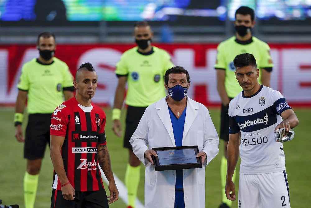 Argentina Superliga Gimnasia Returns