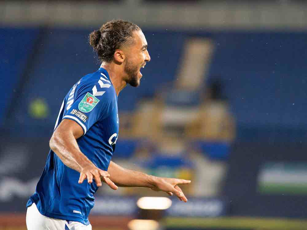 Dominic Calvert-Lewin Everton 10-20