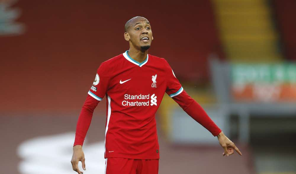 Fabinho Emerges To Fill Virgil Van Dijk-Shaped Void At Liverpool