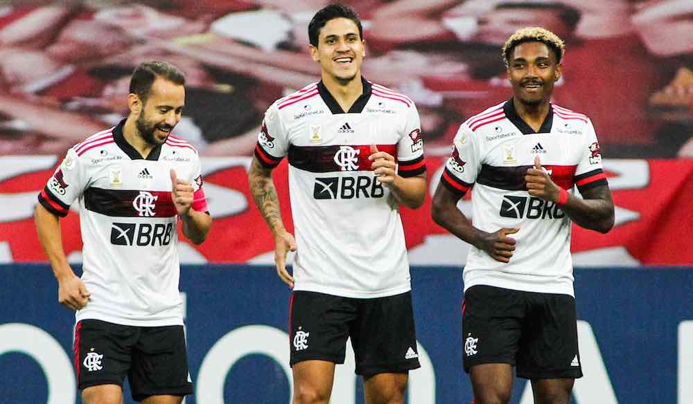 Late Drama In Porto Alegre As Internacional & Flamengo Play Out 4-Goal Thriller