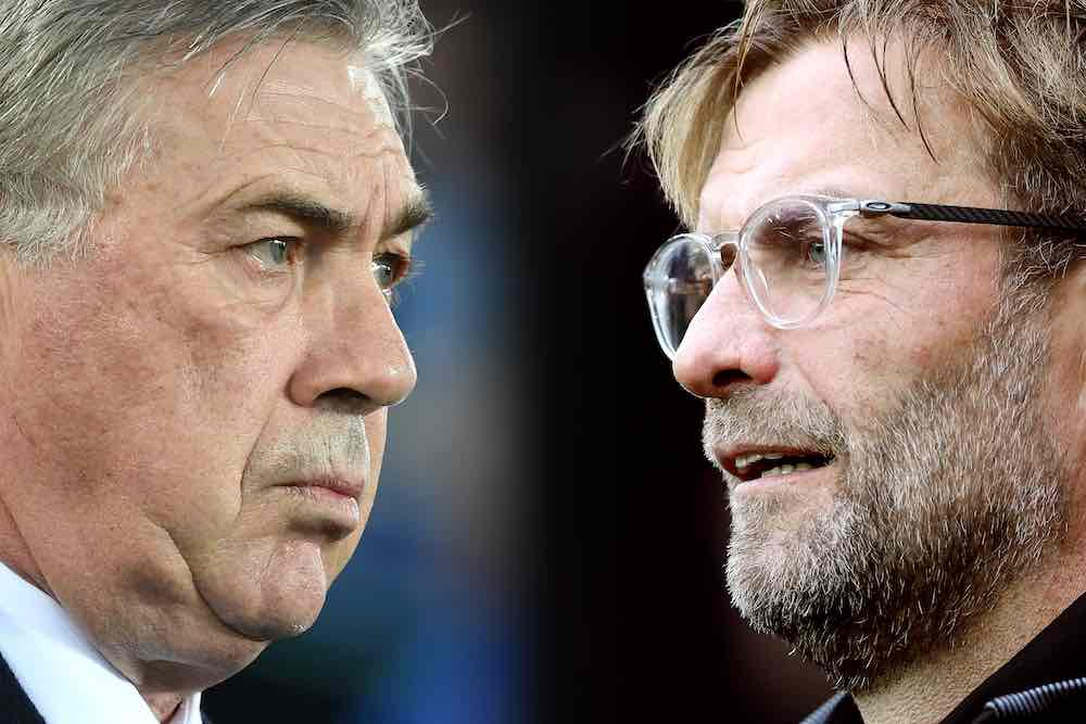 Ancelotti vs Klopp: Friendly Rivalry Continues Ahead Of Merseyside Derby