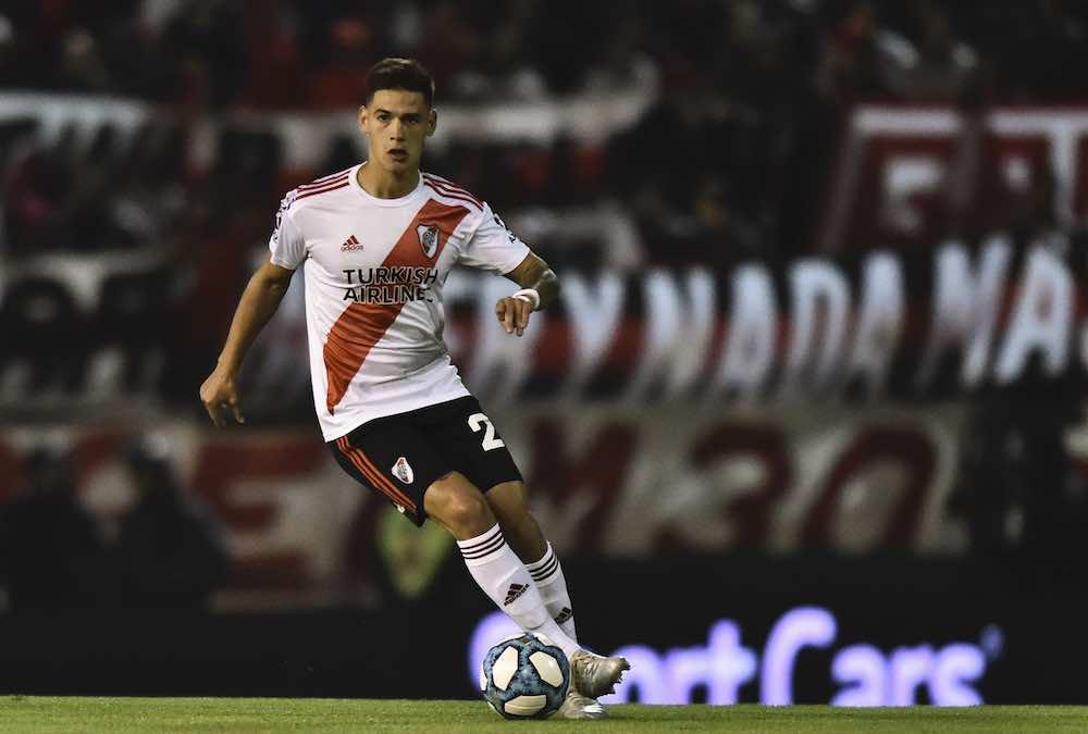 Fiorentina Sign Argentina Defender Lucas Martinez Quarta From River Plate