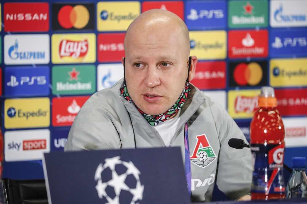 Marko Nikolic Lokomotiv Moscow Champions League