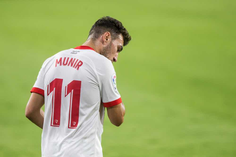 Munir El Haddadi Finding His Feet With Sevilla As International Recognition Awaits