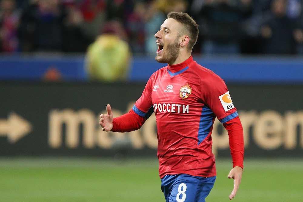 Nikola Vlasic CSKA Moscow