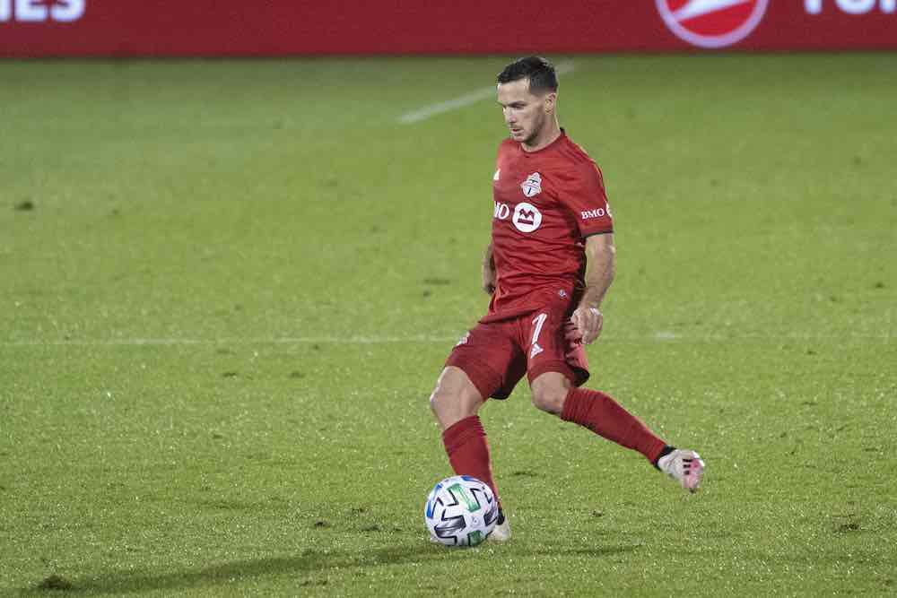 Piatti Keeps Toronto Top As Vanney Criticises Supporters' Shield Decision