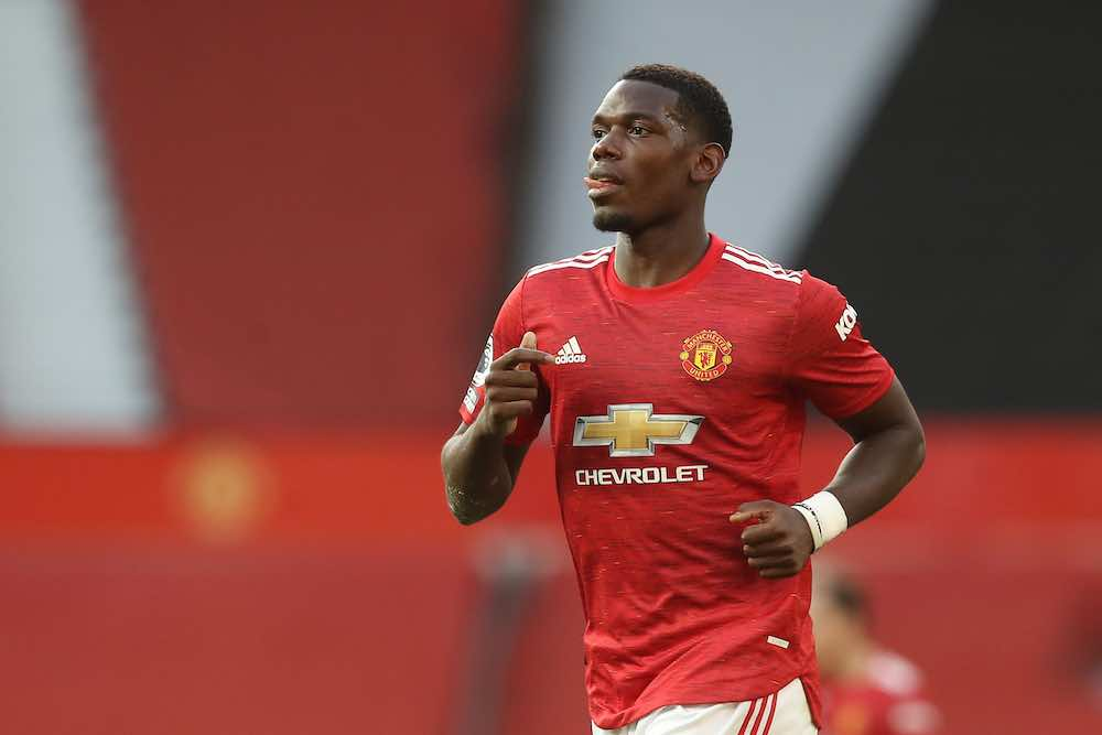 Paul Pogba Man United 10-20