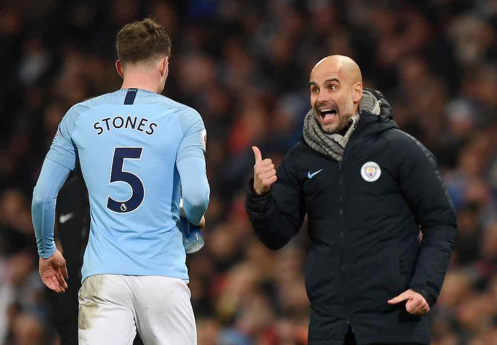 Space – The Problem With Pep Guardiola's Defenders