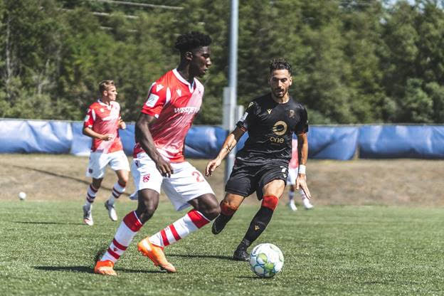 Cavalry FC Starlet Aribim Pepple Joins Sheffield United On Trial