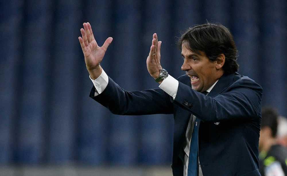 Simone Inzaghi Lazio 10-20