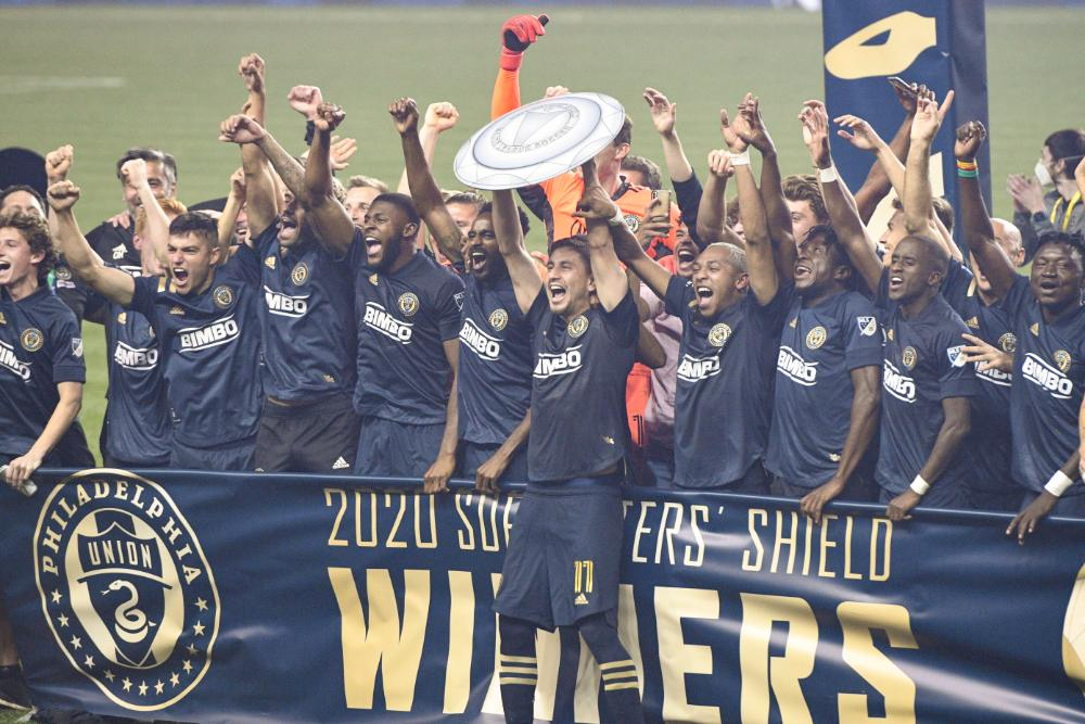 Philadelphia Union Supporters' Shield Winners