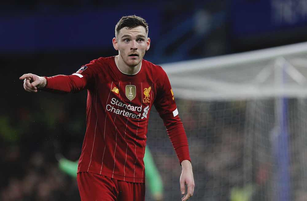 The Journey Of Andy Robertson: From Queen's Park To King Of The World