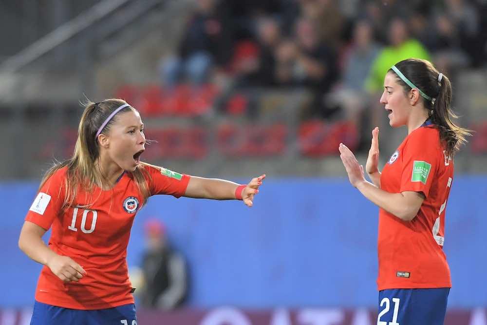 Chile's Women Prepare For Pivotal Playoff With Friendlies vs Zambia