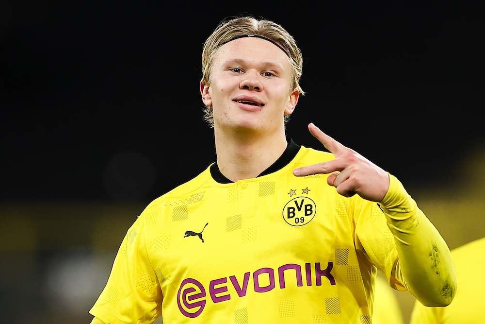 Erling Haaland Dortmund 11-20