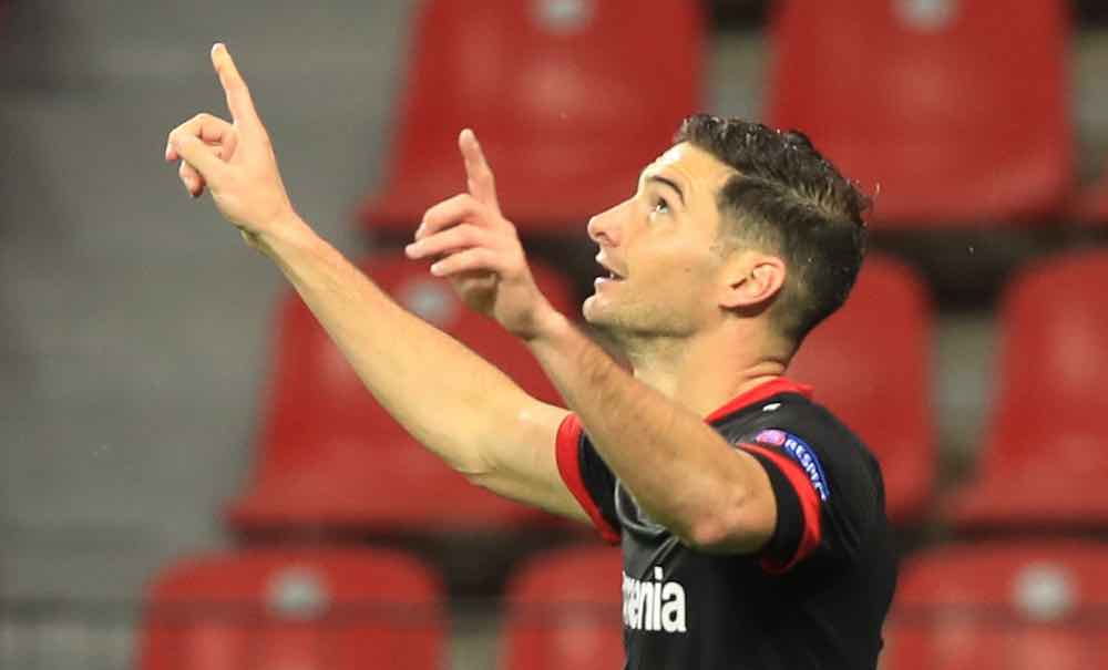Lucas Alario: The Slow Burner Catching Fire At Bayer Leverkusen
