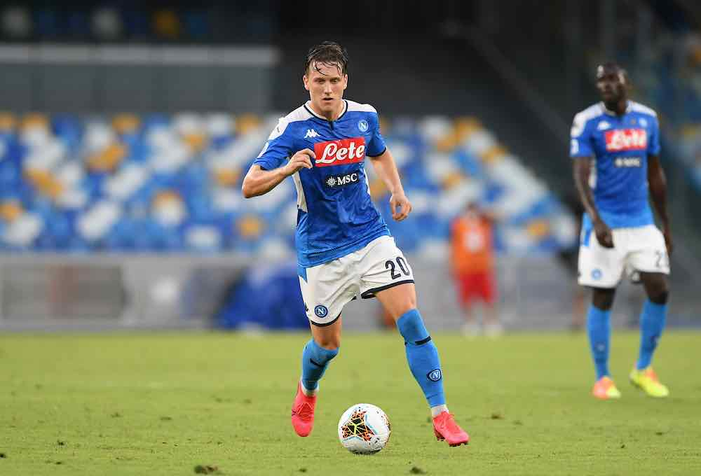 The Rise Of Napoli's Piotr Zieliński – Poland's Midfield Star Continues To Shine