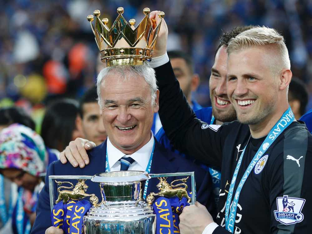 Football Against The Odds: Leicester City And English Football's Greatest Achievement