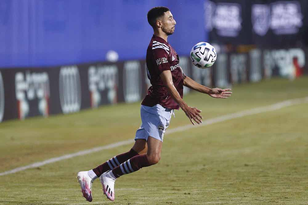 Younes Namli Colorado Rapids