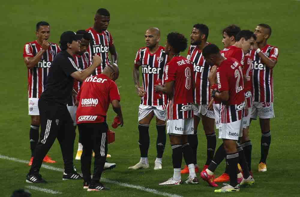 São Paulo And Atlético Mineiro Brace Themselves For Top-Of-Table Clash