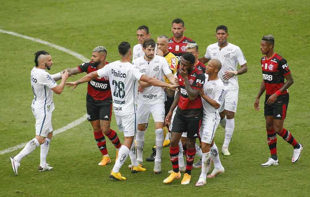Make Or Break For Flamengo As They Host Santos In Brasileirão Clash