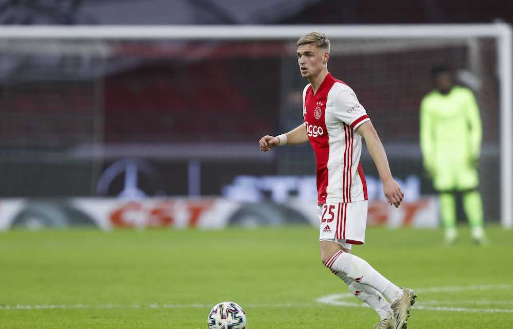 Kenneth Taylor – Ajax's Next Midfield Maestro