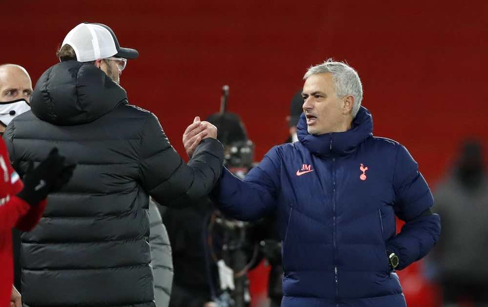 Jose Mourinho Demands Killer Instinct From Spurs In Title Challenge