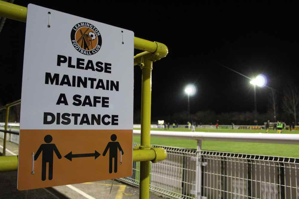 'It Doesn't Feel Right Without Fans' – Leamington Spar With Fylde But Non-League Needs Supporters