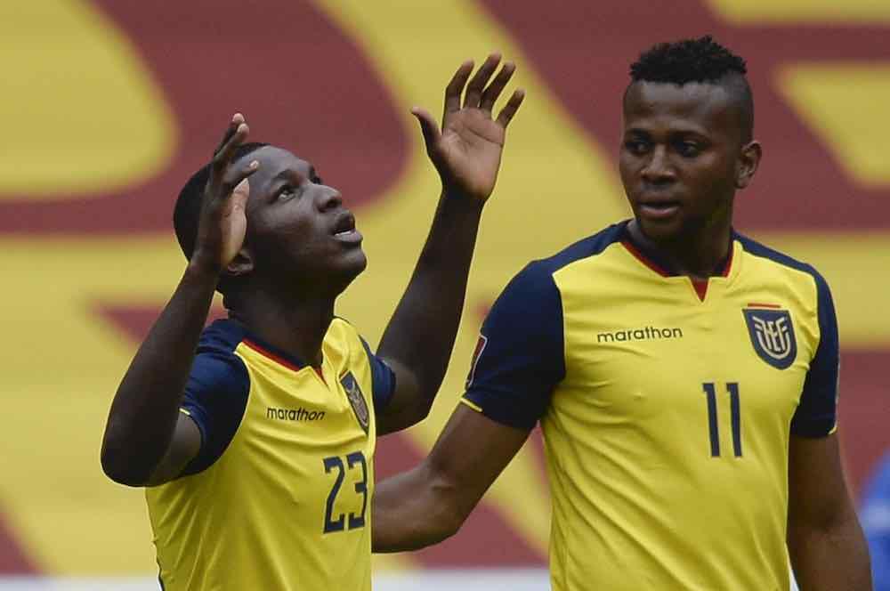 Moises Caicedo Manchester United Transfer Ecuador