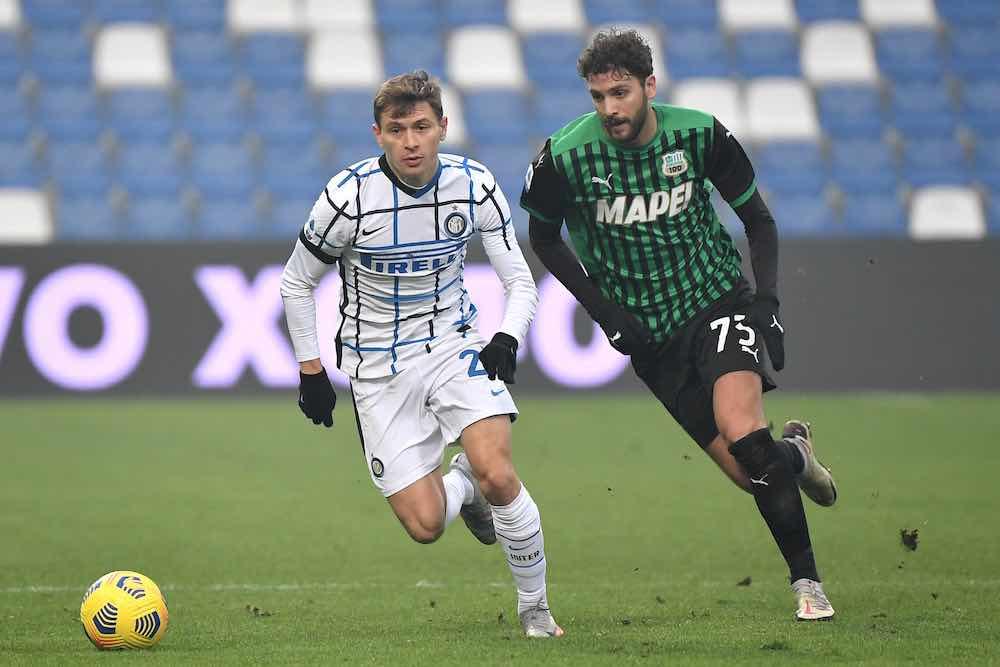 Nicolo Barella Inter 11-20