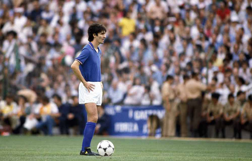 Remembering Paolo Rossi: The Bolt In Blue vs Brazil – The Star Of '82