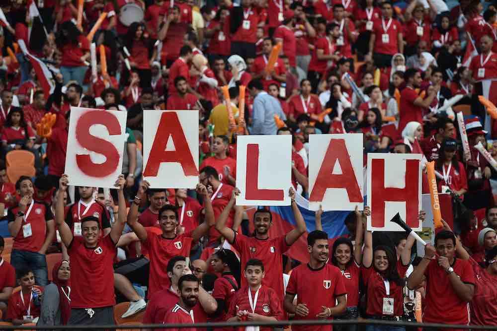 Salah egypt fans