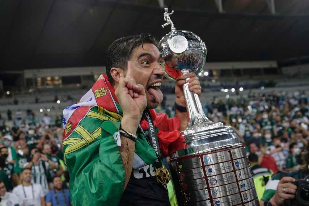 Abel Ferreira Palmeiras Libertadores