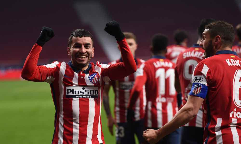 Support Act Ángel Correa Could Be Ready To Headline At Atlético Madrid
